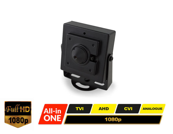 VEROX RV444UNI Miniature Camera - CCTV