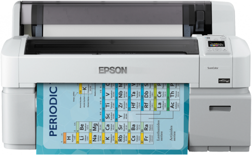 "Epson C11CD66301A1  SC-T3200 (24"") Printer without stand - 5 Colour UltraChrome XD Inkset"