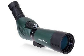PRAKTICA CD206060G Highlander 20-60x60mm Angled Spotting Scope Green