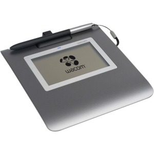 Wacom STU-430-CH LCD SIGNATURE TABLET STU-430 IN Signature Pad - Graphics Tablet