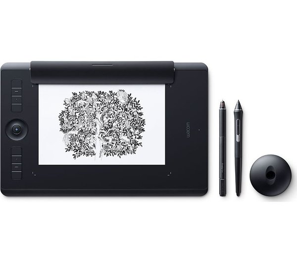 Wacom  PTH-660P-N INTUOS PRO PAPER M NORTH IN Graphics Tablet