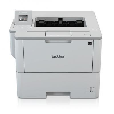 Brother HLL6400DWZU1 HL-L6400dw A4 Mono Laser Printer