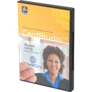 ZEBRA P1031773-001 CARDSTUDIO CLASSIC SOFTWARE ONLY IN