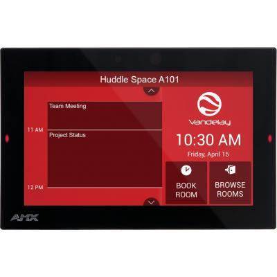 "AMX FG4221-07 Acendo Book 7"" Touch Scheduling Panel"
