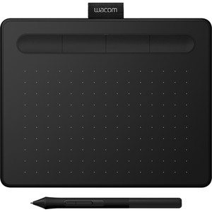 Wacom CTL-4100K-N - WACOM INTUOS S BLACK IN -Graphics Tablet