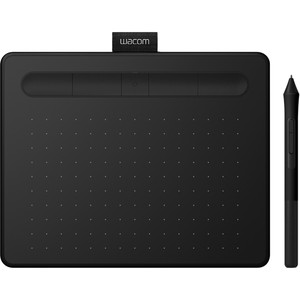 Wacom CTL-6100WLK-N WACOM INTUOS M BLUETOOTH BLACK IN - Graphics Tablet