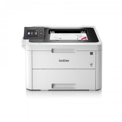 Brother HLL3270CDWZU1 - Brother HL-L3270CDW A4 Colour Wireless Printer