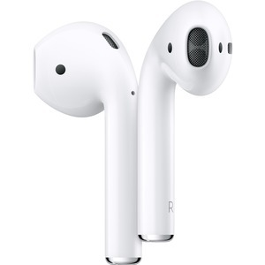 Apple MRXJ2ZM/A AIRPODS WITH WIRELESS CHARGING CASE IN