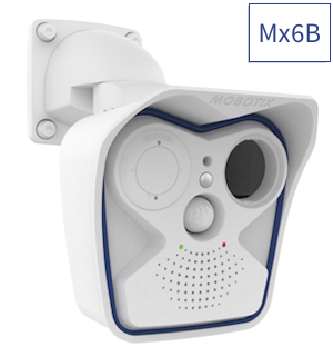 MOBOTIX  Mx-M16B M16B BODY FOR M16 SENSOR MODULES (DAY/NIGHT)