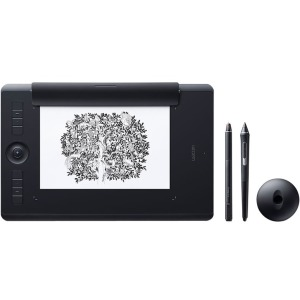 Wacom PTH-860P-N INTUOS PRO L PAPER NORTH IN - Graphics Tablet