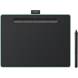 Wacom CTL-6100WLE-N WACOM INTUOS M BLUETOOTH PISTACHIO IN - Graphics Tablet