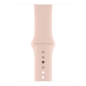 Apple MU6F2B/A - WATCH S4 GPS 44MM GOLD PINK SAND SPORT BAND IN - Smart Watch